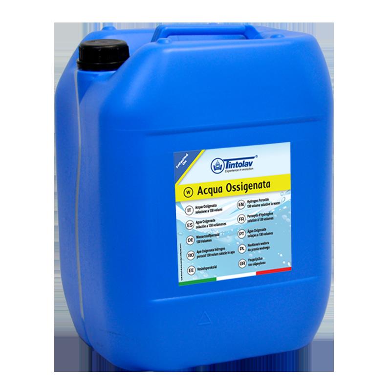 A30 000nacquaossigenata_20kg Hydrogen Peroxide