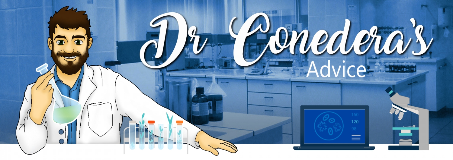 Dr.Conedera's Advice