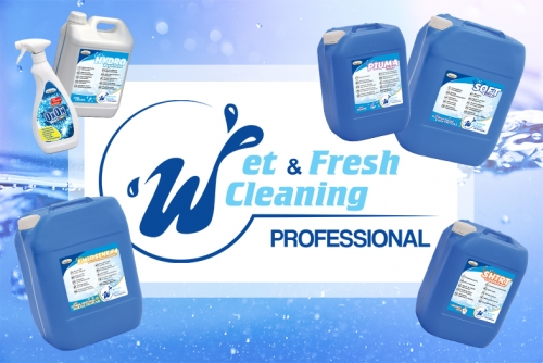 WET & FRESH CLEANING by HygienFresh