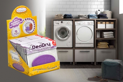 DeoDry – The scented plaquette for the dryer