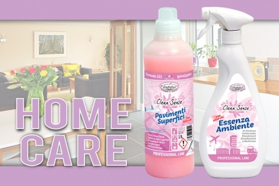 HOME CARE | Floor detergents + Air essences